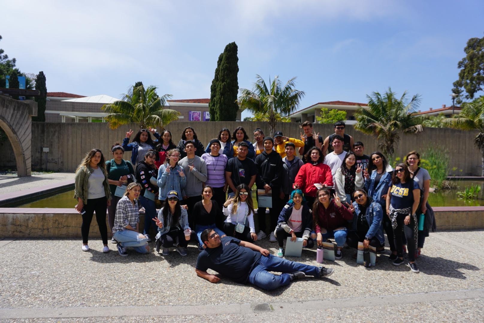 2019 UC Santa Barbara Campus Tour