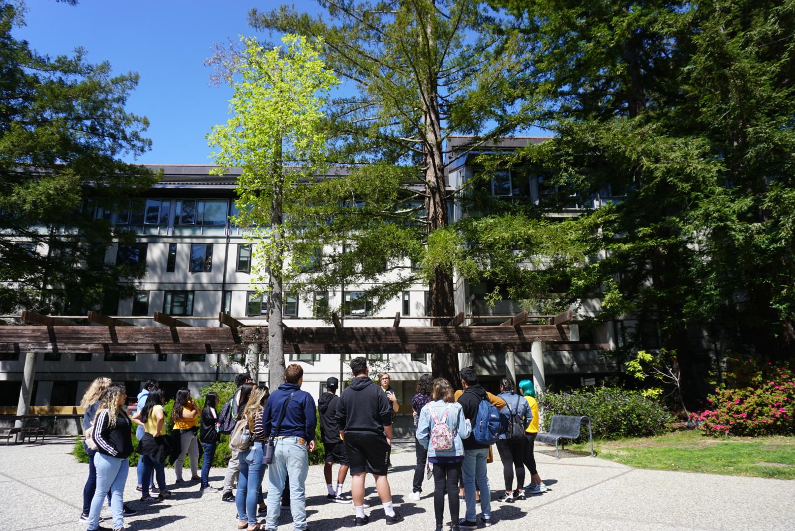 2019 UC Santa Cruz Campus Tour