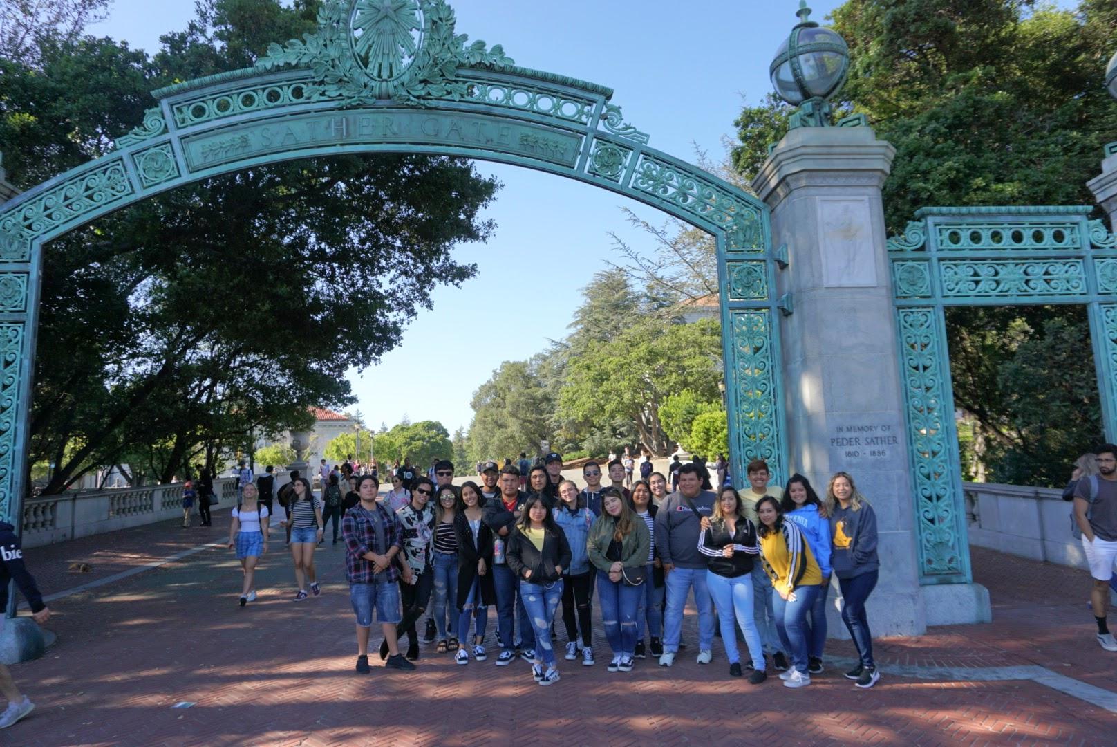 2019 UC Berkeley Campus Tours