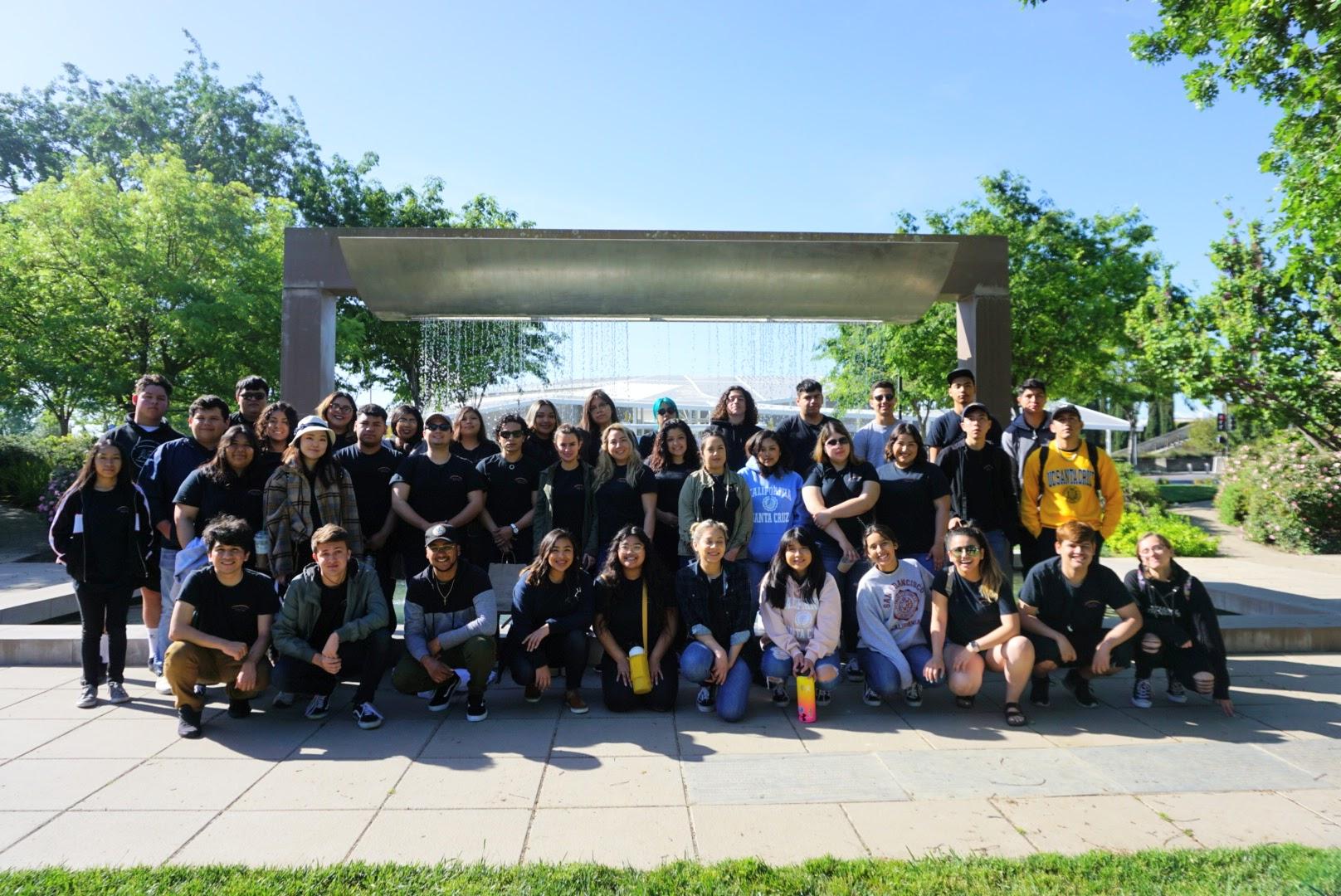 2019 UC Davis Campus Tour